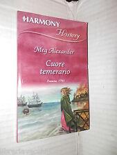CUORE TEMERARIO Annie Burrows Harlequin Mondadori 2006 harmony history romanzo