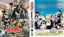 Fairy Tail: Season 7 + Zero (Episode 228 - 277 End) ~ 3-DVD ~ English Subtitle
