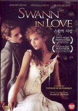 SWANN IN LOVE Jeremy Irons, Alain Delon, Ornella Muti -SEALED DVD ALL REG
