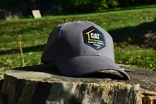 CAT CATERPILLAR HOME & OUTDOOR POWER MENS LIMITED EDITION BASEBALL CAP ONE SIZE