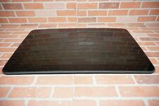 1996-2002 MERCEDES E320 W210 FRONT UPPER ROOF SUNROOF MOONROOF WINDOW GLASS OEM*