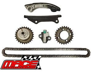 FULL TIMING CHAIN KIT WITH GEARS FOR NISSAN NAVARA D22 ZD30DDT DIESEL 3.0L I4