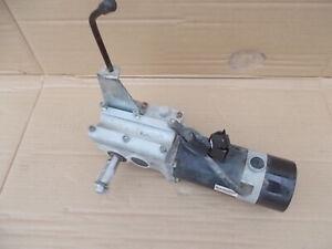 Jet 3 Wheel Power Chair Left Side Motor ASSEMBLY M1P2054429