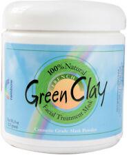 French Green Clay Powder, Rainbow Research, 8 oz