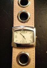 Vintage ladies watch, running with new battery NR