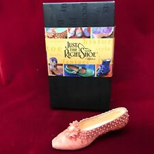 Just the Right Shoe ~ Tassels Shoe ~ 1999 Raine by Willitts Design