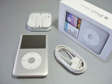 New Apple iPod Classic 7th Generation 160GB Silver (Latest Model) - Sealed