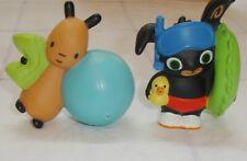 🏡 Bing Bunny Figures Bath Squirters Bathtime Playset**GREAT CONDITION**🏡 RARE
