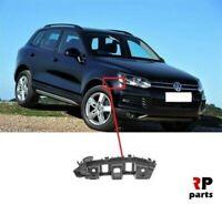 Pour VW Touareg 2010 - 2014 Neuf Avant Pare-Choc Support Noir Droit O/S