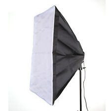 "60x 90cm 24""x35"" Studio Light Photo Softbox For 5 Socket E27 Light Lamp Bulb New"
