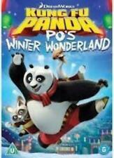 Kung Fu Panda Pos Winter Wonderland DVD New
