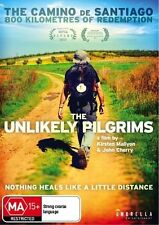 The Unlikely Pilgrims (DVD, 2016)  The Camino De Santiago 800 kilometres