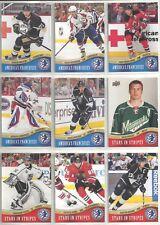 2013 Upper Deck 17-card National Hockey Card Day Set  P Kane  A Ovechkin  +++