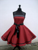 50er,Petticoat, Rockabilly,Tanz,Vintage,Konfirmation,Abiball,Abend,Kleid,Dress