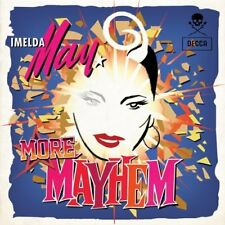 IMELDA MAY: MORE MAYHEM 2011 CD INC 6 BONUS TRACKS / NEW