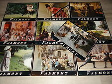 VALMONT !  milos forman photos cinema prestige lobby cards
