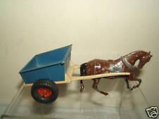 VINTAGE BRITAINS MODEL No.40F        FARM CART & HORSE