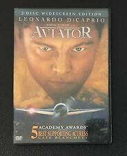 The Aviator DVD 2 Disc Widescreen Edition Leonardo DiCaprio