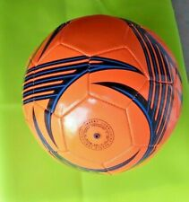 soccer ball size #4 BLUE , black, red style, blue