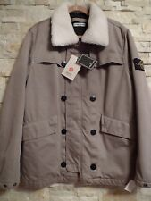 STONE ISLAND MEN'S JACKET WITH WIND STOPPER TOPPE COLOR ITALY SIZE XXL