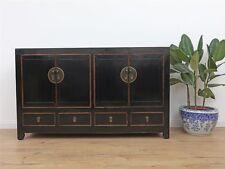 Antikes Sideboard chinesische Kommode Buffet TV Möbel Massivholz China Y012
