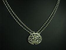ARGENTO 835 Collier/in puro argento/36cm/31,2g