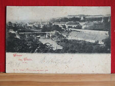 Fotokarte - Glatz / Kłodzko - Niederschlesien - gel. 1899 - Polen
