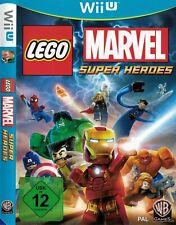 LEGO Marvel Super Heroes   Nintendo Wii U   WiiU Spiel Game   DE   #S