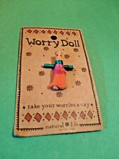 Vintage Worry Doll by Natural Life