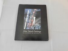 Allan Tubach Paintings by Allan Tubach and James D. Fogarty (HC) Signed