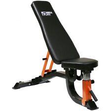 ✅ Mirafit M2 Adjustable Weight Bench Black Orange ⚫️🟠 FAST SHIPPING ✅ IN HAND