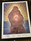 Signed and Framed Alex Grey Ocean of Love Bliss poster, In Good Condition