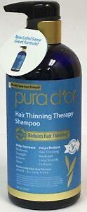Purador Hair Thinning Therapy Shampoo - 16 oz