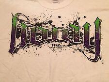 Jeff Hardy TNA Wrestling T-Shirt Charismatic Enigma Brother Nero 2XL XXL WWE