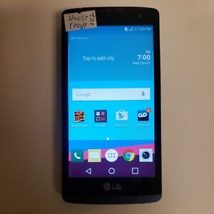 LG TRIBUTE 2 DUO, 8GB - (BOOST MOBILE) PERFECT SCREEN *USED* READ