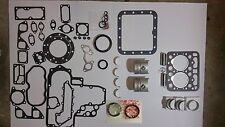 New Kubota Z751 Overhaul Kit STD