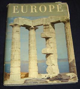 livre Europe editions Braun et Cie préface Paul Claudel