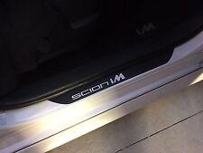 "Scion iM Door Sill Decals JDM VIP ""SCION STYLE"""