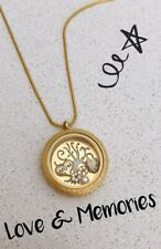 Love Memory Locket Floating Charms Special Mum Mothers Day Necklace Gift Set New