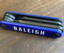 Retro Raleigh Bike Bicycle Allen Hex Keys