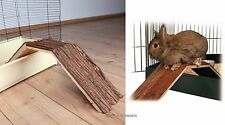 TRIXIE NATURAL WOOD BRIDGE RAMP FOR CAGE ACCESS RABBIT GUINEA PIG RAT ETC  62122
