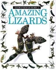 Amazing Lizards (Eyewitness Junior) by Smith, Trevor