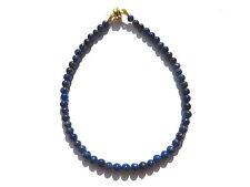 Lapis Lazuli Armband 20,5 cm Magnet Lapis Lazuli Bracelet Nr. 3651