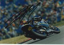 Louis Rossi mano firmado 7x5 Foto Tech 3 Moto 2 MotoGP 5.