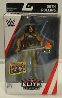 Seth Rollins Elite Collection Series #57 With Entance Gear (King Slayer)