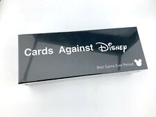 Black Sealed Cards Games of Disney Board Game 828 Cards US Stock