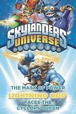 Skylanders universe The Mask Of Power