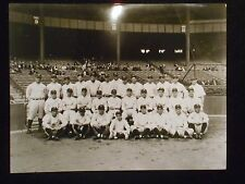"1927 NEW YORK YANKEES ""MURDERER'S ROW"" MLB 11 X 14 PHOTO"