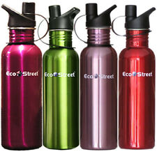 750ml 2 Bottles for The of 1 Fast Postg Stainless Steel Water Drink Bottle