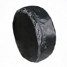 1x Black Spare Wheel Cover Storage Tyre Bag for Dacia Duster Logan Lodgy Sandero